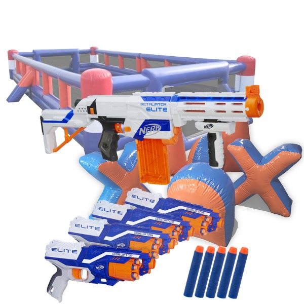 Nerf Blasters Battle Arena